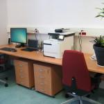 Write-up area