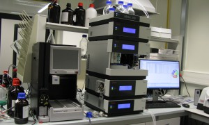 HPLC and CombiFlash